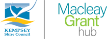 Macleay Grant Hub Logo